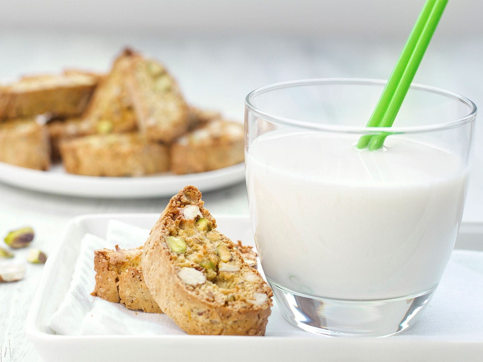 Biscuits sans lactose