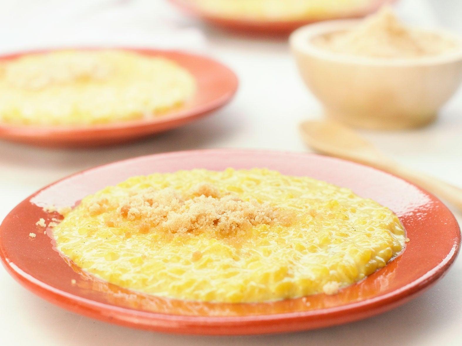 Riz au Lait sans lactose